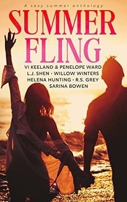 Summer Fling - A Sexy Summer Anthology by Vi Keeland, Willow Winters, R.S. Grey