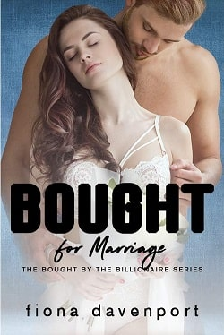 Bought For Marriage by Fiona Davenport