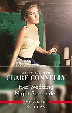 Her Wedding Night Surrender by Clare Connelly