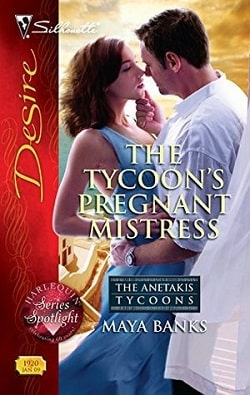 The Tycoon's Pregnant Mistress (The Anetakis Tycoons 1) by Maya Banks