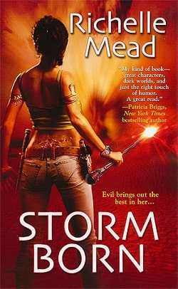 Storm Born (Dark Swan 1) by Richelle Mead