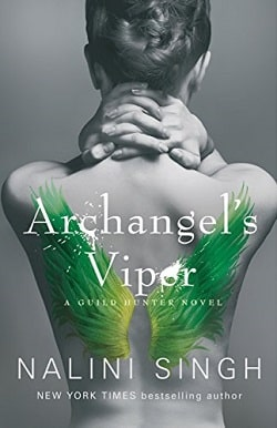 Archangel's Viper (Guild Hunter 10) by Nalini Singh