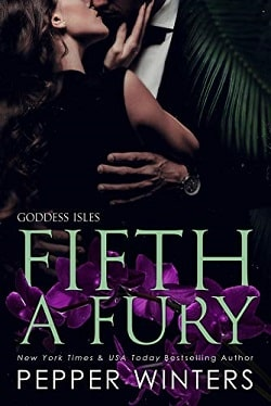 Fifth a Fury (Goddess Isles 5) by Pepper Winters