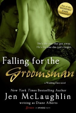 Falling for the Groomsman by Diane Alberts