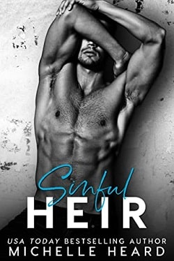 Sinful Heir (The Heirs 6) by Michelle Heard