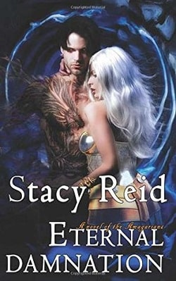 Eternal Damnation (The Amagarians 3) by Stacy Reid