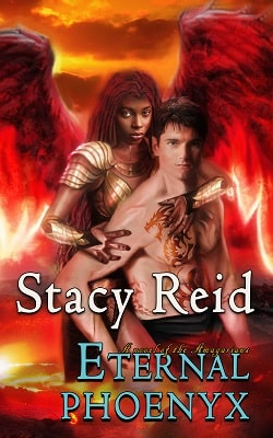 Eternal Phoenyx (The Amagarians 4) by Stacy Reid